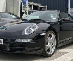 Porsche 911 extérieur